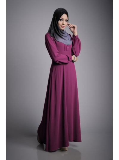 Rania Jubah Nursing Friendly